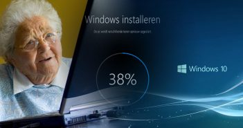 Windows 10 opnieuw installeren