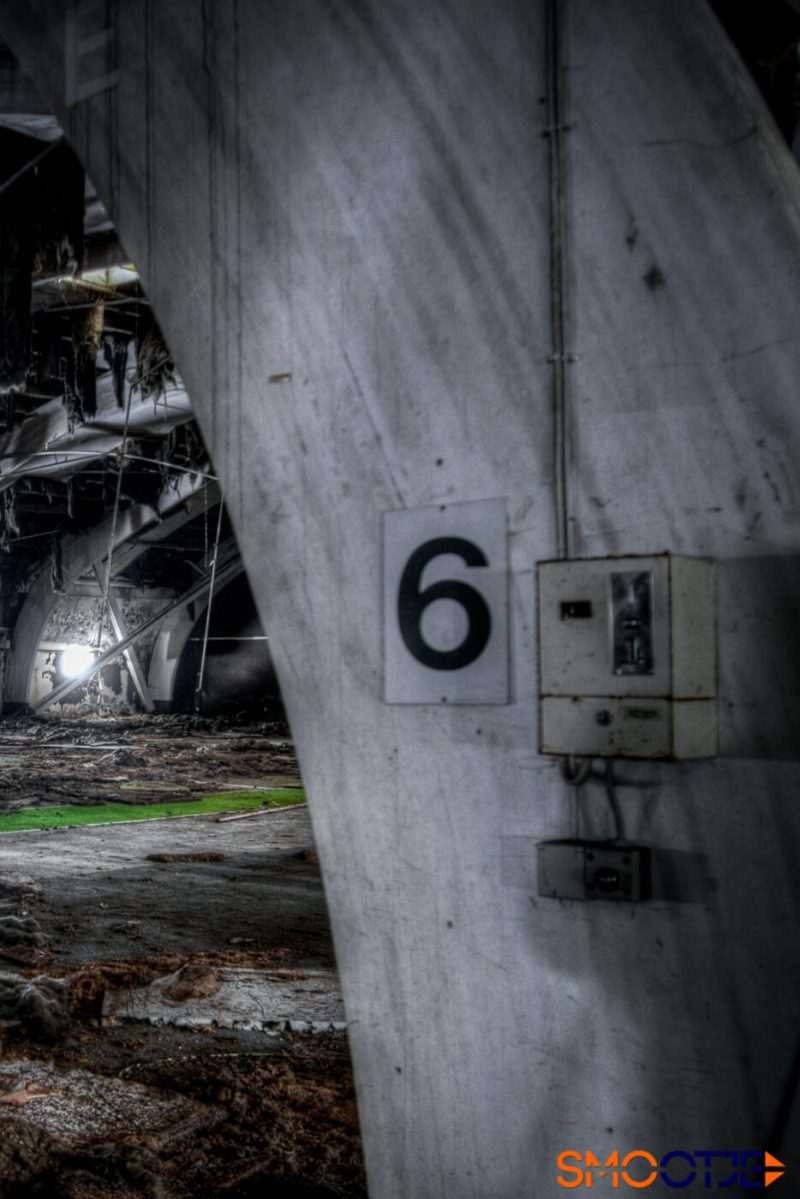 urbex locatie Game over 003
