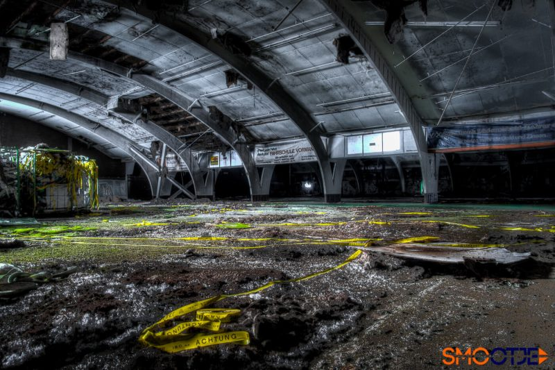 urbex locatie Game over 008