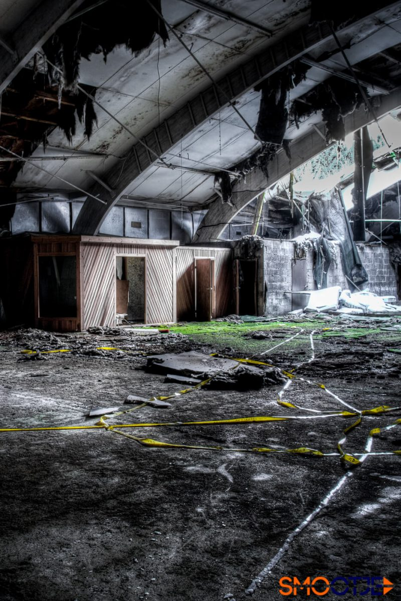 urbex locatie Game over 009