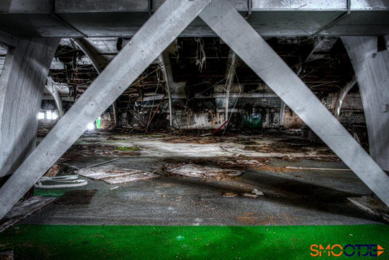 urbex locatie Game over 010