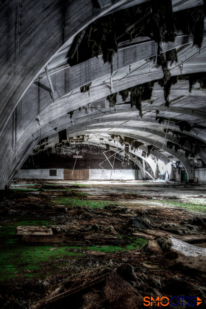 urbex locatie Game over 011