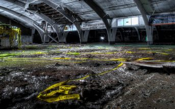 urbex locatie Game over