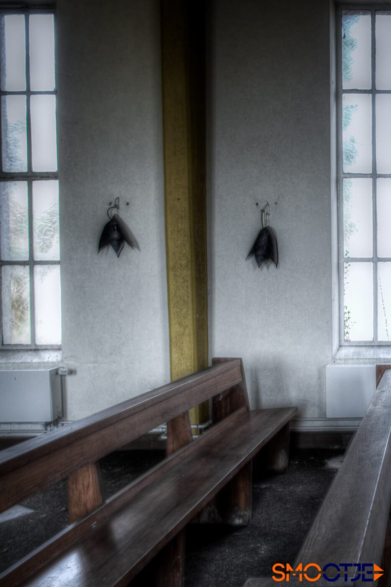 urbex locatie Military church d 006