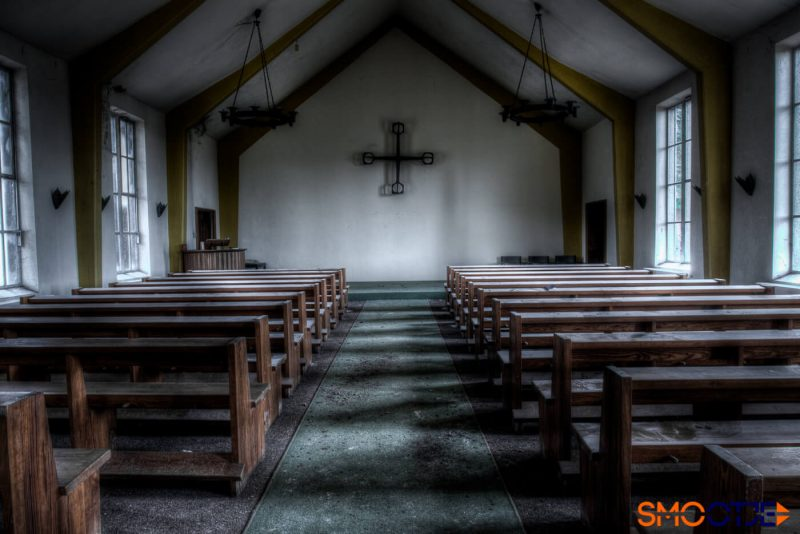 urbex locatie Military church d 007